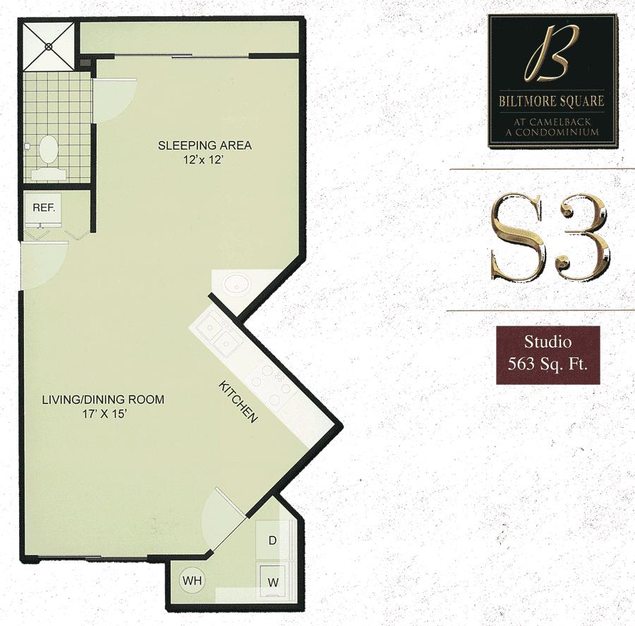 Biltmore Square S3: New York Studio Style