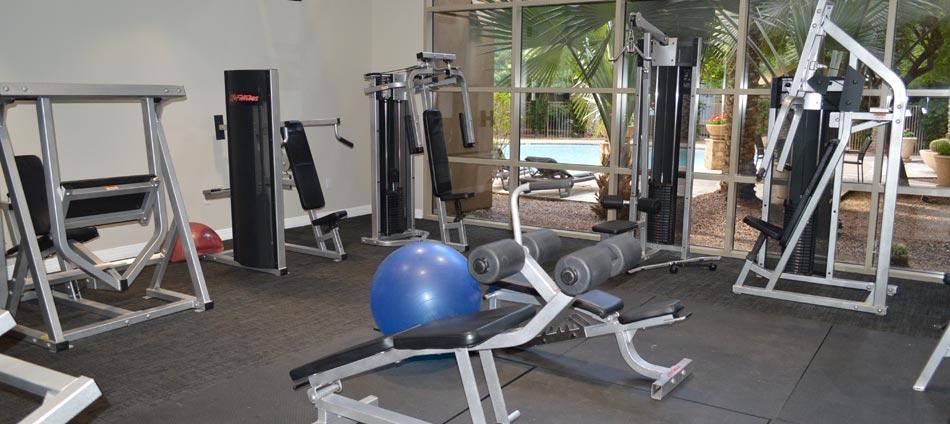 Biltmore Square Fitness Center