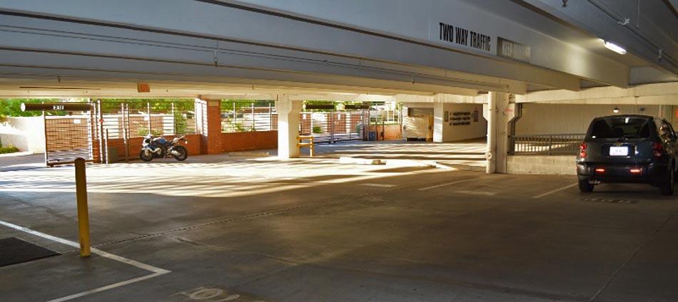 Biltmore Square Secure Parking