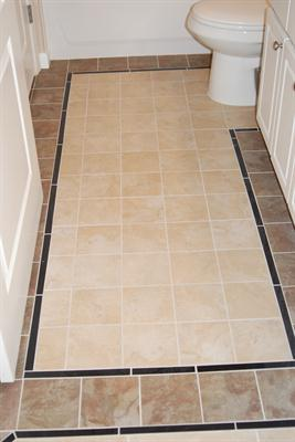 Flooring in Bathrooms